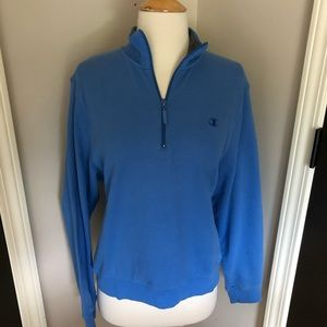 Champion organic cotton sweatshirt size L